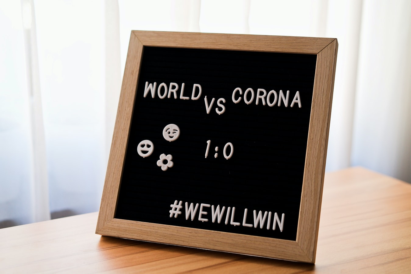 world vs corona